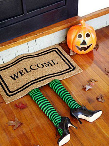 Ideas decorativas fciles para halloween